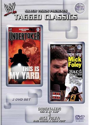 Undertaker -This Is My Yard / Mick Foley-hard Knocks And Cheap Pops
