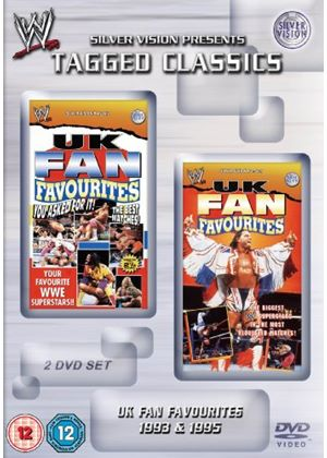 WWE - 1993 UK Fan Favourites/1995 UK Fan Favourites