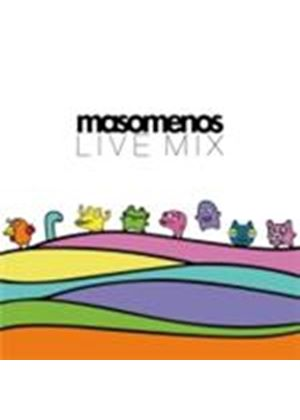 Masomenos - Live Mix (Music CD)