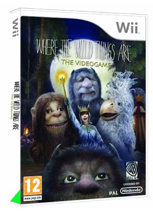 Where the Wild Things Are (Wii)