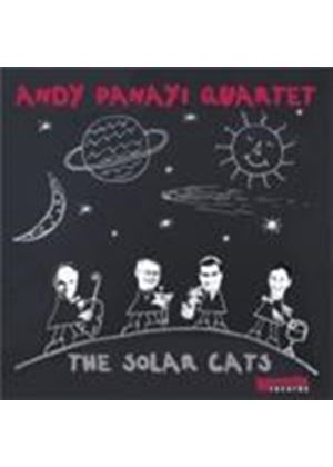 Andy Panayi Quartet - Solar Cats, The (Music CD)