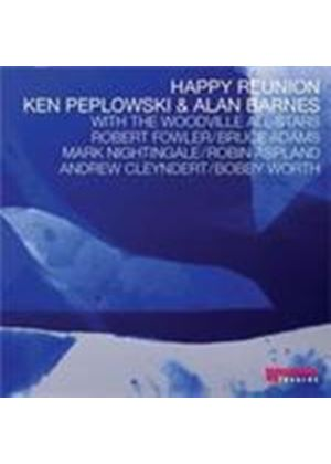 Ken Peplowski & Alan Barnes - Happy Reunion (Music CD)