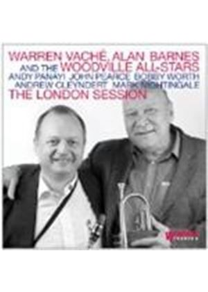 Warren Vache & Alan Barnes Sextet (The) - London Session (Music CD)