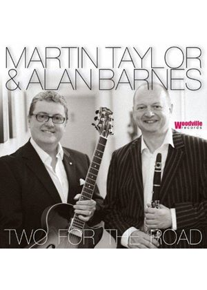 Alan Barnes - Two for the Road (Music CD)