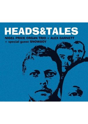 Alex Garnett - Heads & Tales (Music CD)