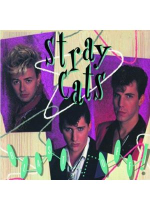 Stray Cats - Blast Off (Music CD)