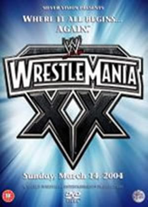 WWE - Wrestlemania XX