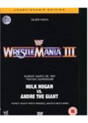 Wrestlemania III Champ Edition
