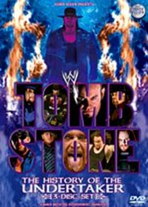 WWE - Tombstone - The History Of The Undertaker (Three Discs)