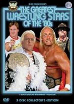 WWE - Greatest Wrestling Stars Of The 80s (Three Discs)