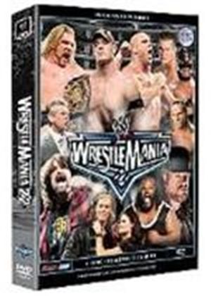 WWE - Wrestlemania 22 (Digipack) (Three Discs)