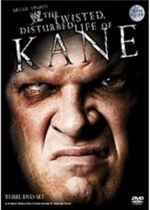 WWE - The Twisted, Disturbed Life Of Kane