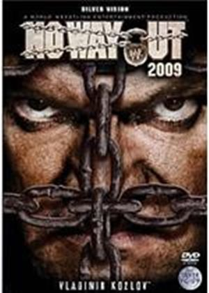WWE - No Way Out 2009