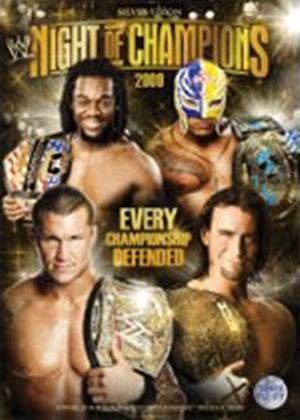 WWE - Night Of Champions 2009