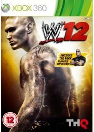 WWE 12: The Rock Edition (Xbox 360)