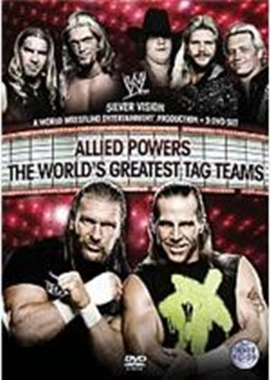 WWE - Allied Powers World's Greatest Tag Teams