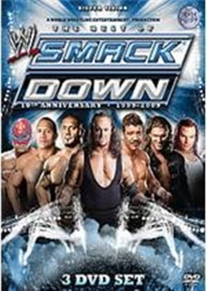 WWE - The Best Of Smackdown! 10th Anniversary Edition