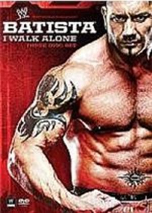 WWE - Batista - I Walk Alone