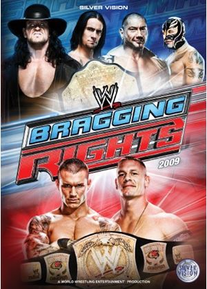 WWE -Bragging Rights 2009