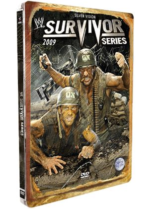 WWE - Survivor Series 2009 (Steelbook)