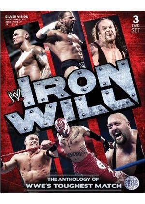 WWE - Iron Will: The Anthology Of WWE's Toughest Match
