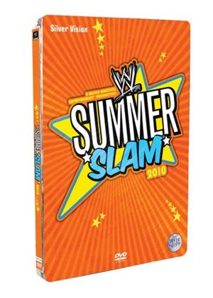 Summerslam 2010 (Steel Book)