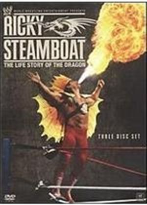 WWE - Ricky Steamboat - The Life Story Of The Dragon