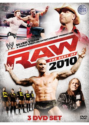 WWE Raw: The Best Of 2010 (3 Disc Digi-pack)