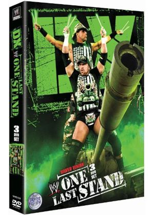WWE - DX : One Last Stand (3 Discs)