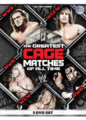 Greatest Cage Matches Of All Time