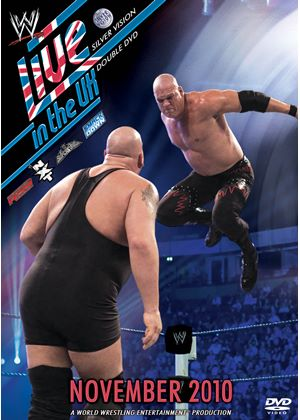 WWE - Live In The UK Nov 2010 (2 Disc)
