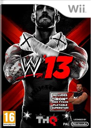 WWE 13 - Mike Tyson Edition (Wii)