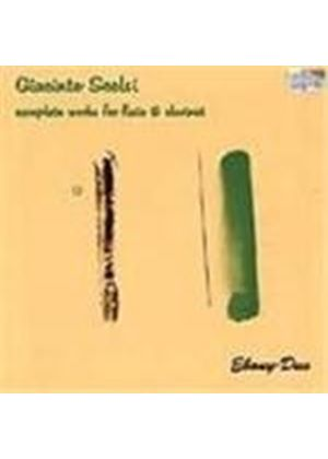 Scelsi: Cpte Works for Flute & Clarinet