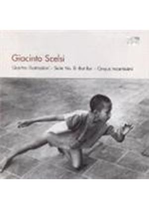 Scelsi: Piano Works