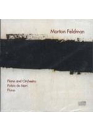 Feldman: Works for Piano & Orchestra