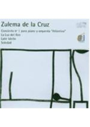 Zulema De La Cruz - Solo And Orchestra Music [German Import]
