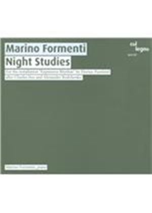 Marino Formenti - Marino Formenti (Night Studies) (Music CD)