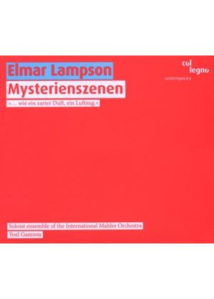 Mysterienszenen (Music CD)
