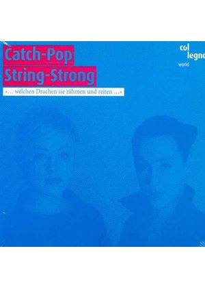 Catch-Pop String-Strong - Catch-Pop String-Strong (Music CD)