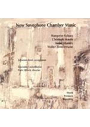 VARIOUS COMPOSERS - New Saxophone Chamber Music