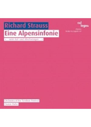 Richard Strauss: Eine Alpensinfonie (Music CD)