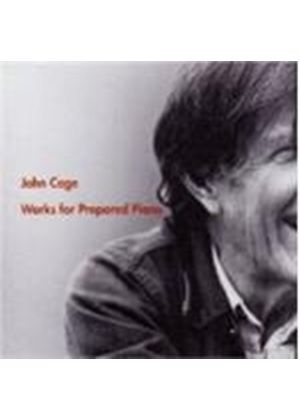 Cage: Works for Prepared Piano