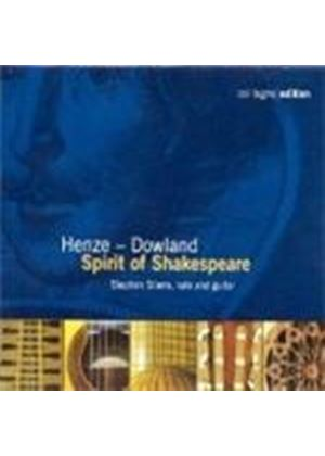 Dowland/Henze: Spirit of Shakespeare
