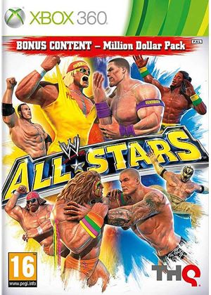 WWE All Stars - Million Dollar Pack (XBox 360)