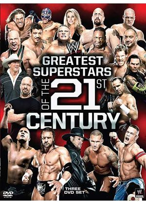 WWE - Greatest Superstars Of The 21st Century (2 Disc) (Blu-ray)