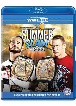 WWE - Summerslam 2011 (Blu-Ray)