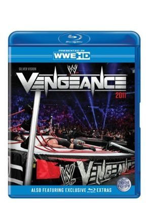 WWE - Vengeance 2011 (Blu-ray)