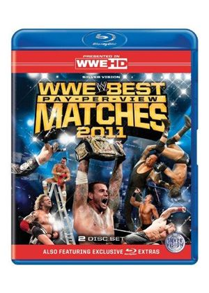 WWE - The Best PPV Matches Of 2011 (Blu-ray)