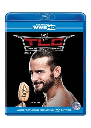 WWE - TLC - Tables, Ladders & Chairs 2011 (Blu-ray)