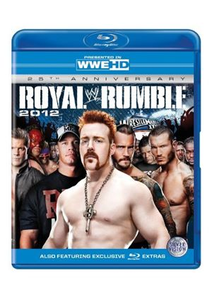 WWE - Royal Rumble 2012 (Blu-ray)